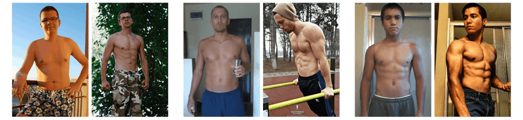 calisthenics workouts