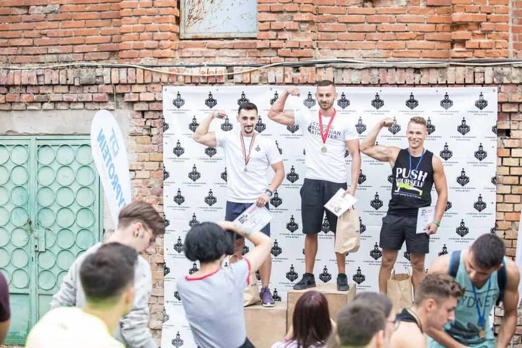 world pullup day romania 2017