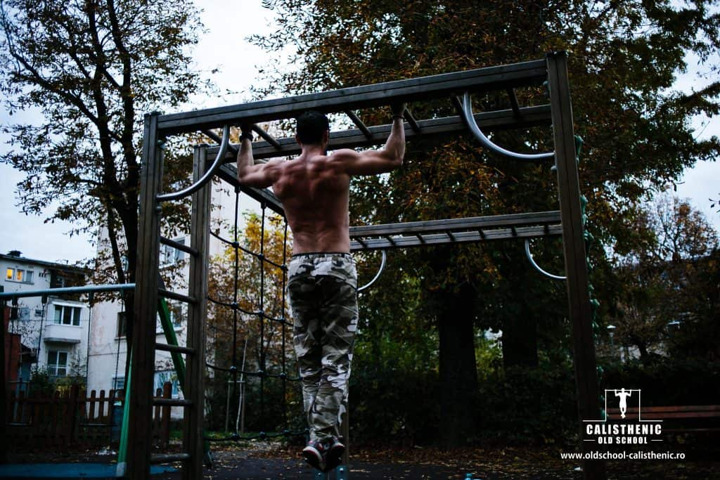 Pullups for Muscle Gain