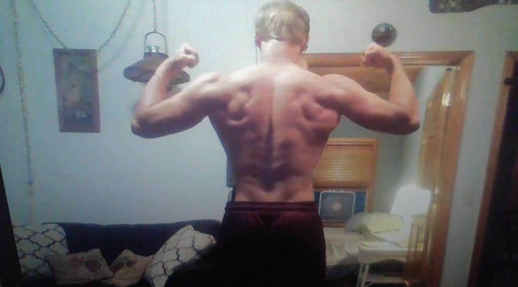 after 2 years of calisthenics
