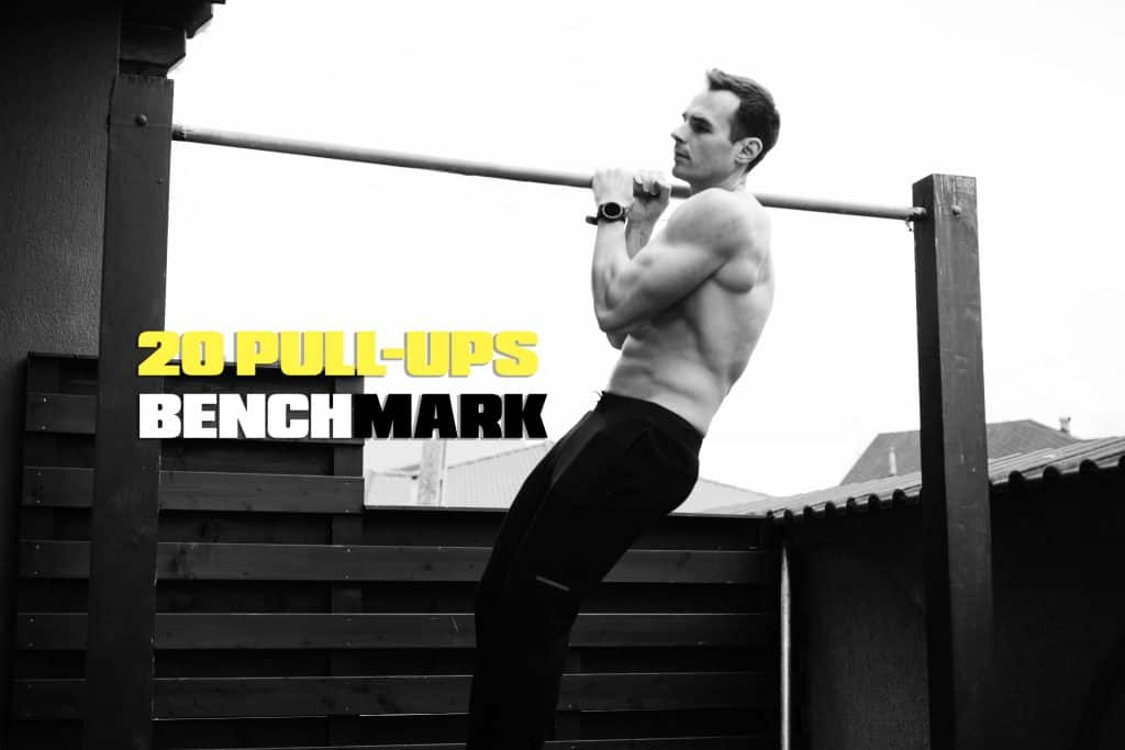 Pull-Ups Strength Benchmark