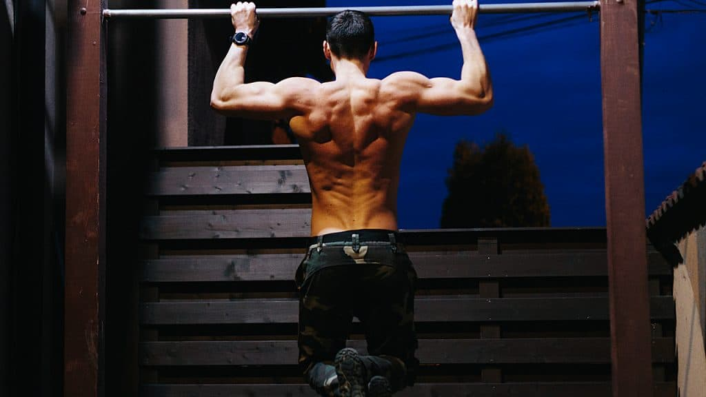 best bodyweight pull up workouts